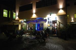 Il dehors del Birrificio La Piazza