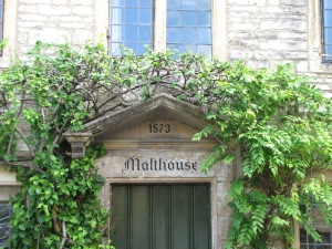 Old Malthouse, Castle Combe, UK