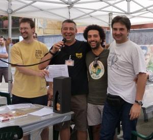 Nicola Grande premiato (2∞ posto) al Concorso di Piozzo 2010