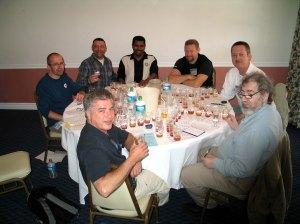 WBC 2004, birre analcoliche