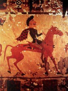Un cavaliere scita