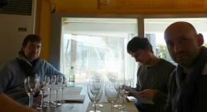 Andrea, Gianriccardo ed Egidio studiano