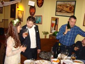 09-Al matrimonio di Simonmattia, ospite il grande degustatore Kuaska